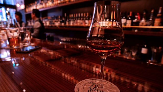 Raise a dram to the year of whisky at Elysian Whisky Bar in Brunswick Street. Photo: James Neilson